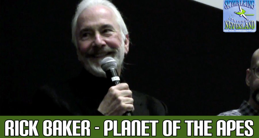 rick baker planet of the apes