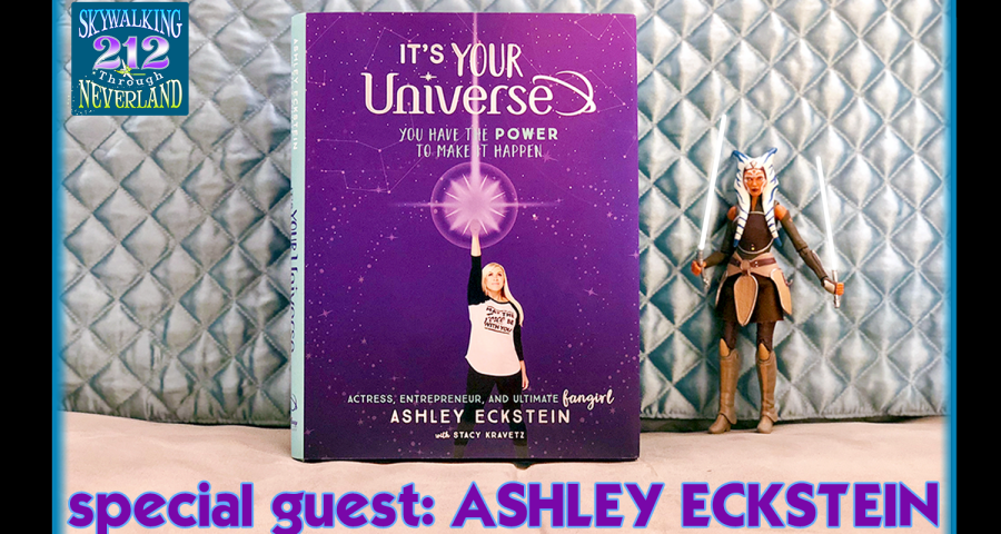 Ashley Eckstein It's your Universe