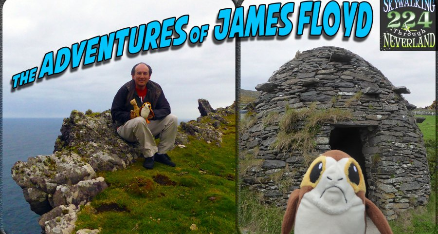 James Floyd in Ireland