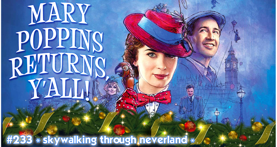 Mary Poppins Returns Y'all