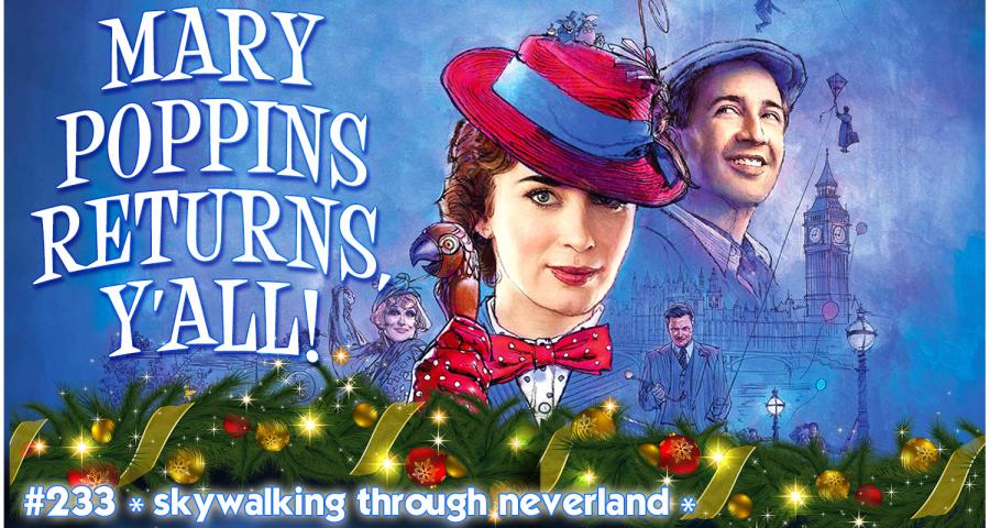 Mary Poppins Returns Y'all