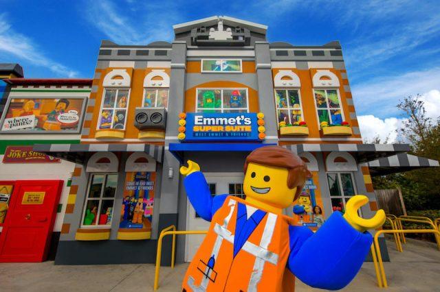 LEGO Movie World Emmet