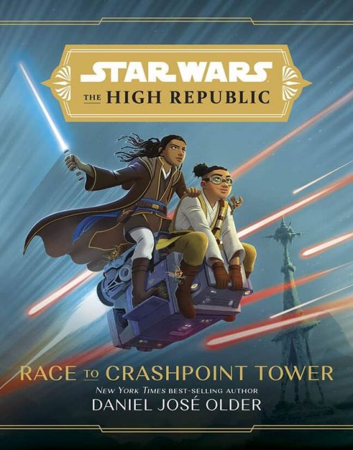 high republic wave 2 Race to Crashpoint Tower