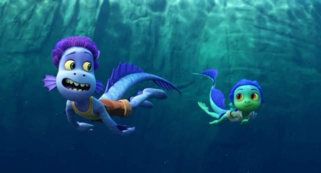 Luca sea monsters