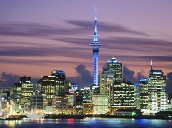 Auckland - Nuova Zelanda