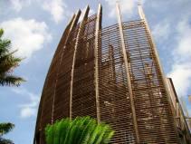 Noumea_il centro culturale Tjibaou