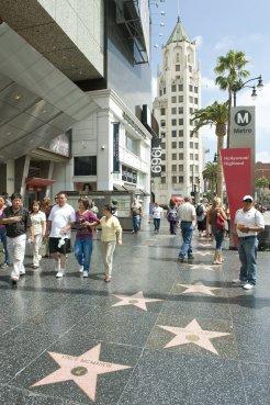 Los Angeles_Walk of Fame