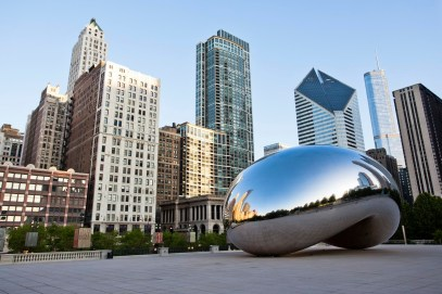 Chicago - IL - Millennium Park