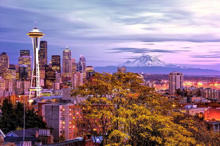Seattle - Washington