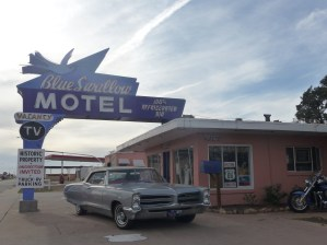 Blue Swallow Motel - Tucumcari - New Mexico