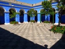 Monastero Santa Cathalina - Arequipa - Perù