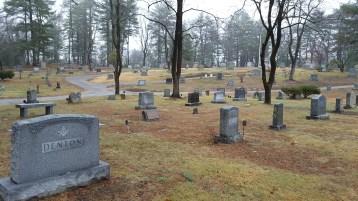 Concord - cimitero di Sleepy Hollow