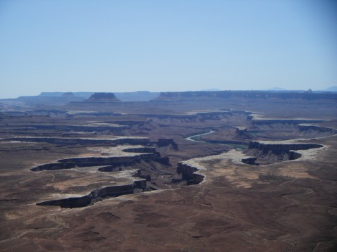 Canyonlands - Island in the Sky UT