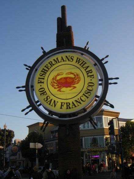 Fishermans Wharf - San Francisco