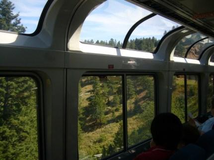 California Zephir - carrozza panoramica