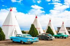 Route-66 Wigwam motel - Holbrook AZ PC_Thomas Hawk