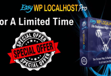 Easy WP Localhost Pro Review