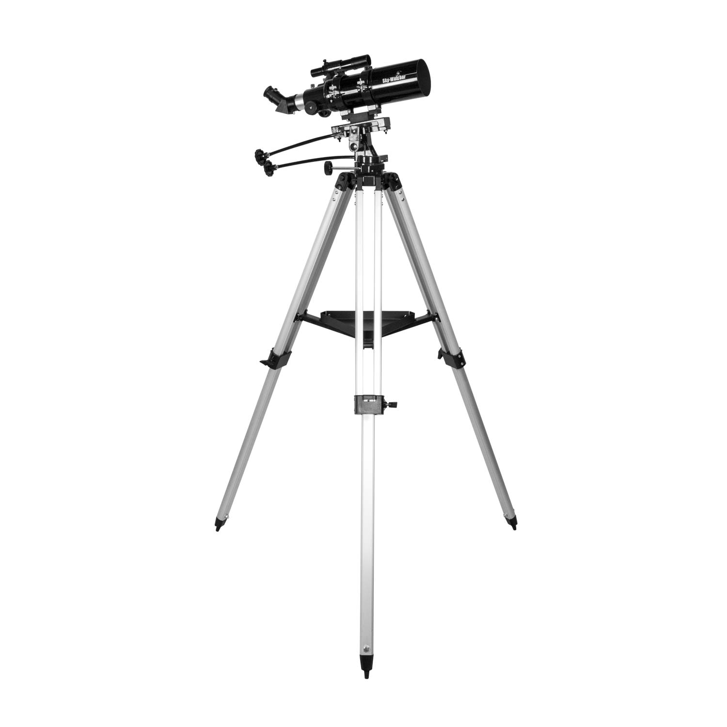 80 AZ3 REFRACTOR, Lightweight and portable •Quick to set up