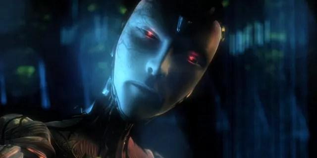 Transhuman Cylon