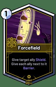 skyweaver card forcefield