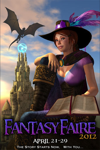 Image For Fantasy Faire 2012 Should Be Here