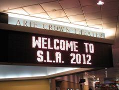 Welcome to SLA!