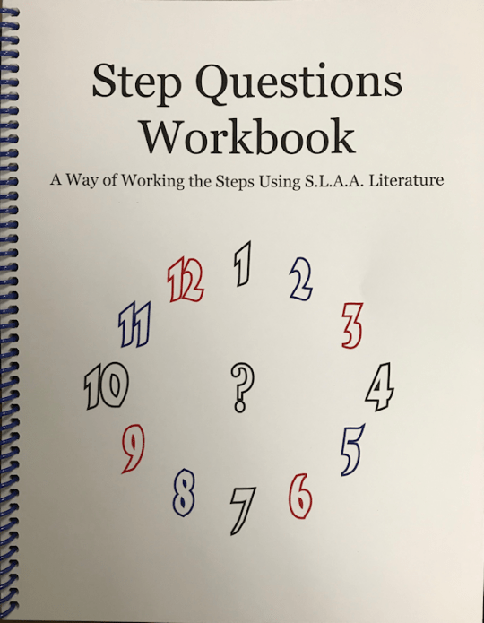Steps Questions Workbook
