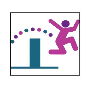 Overcoming Obstacle Icon
