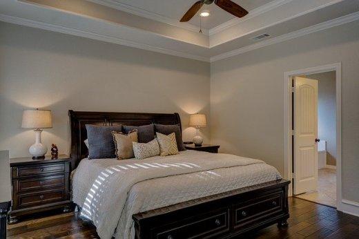 Bureau voor op je slaapkamer