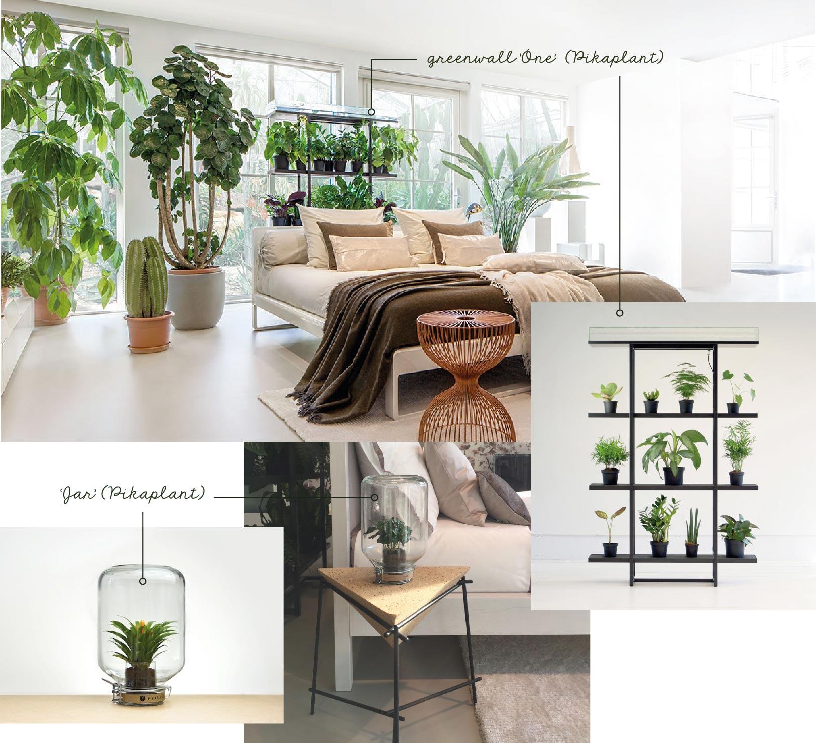 Interieurtrend groen in je slaapkamer  SLAAPKAMER DESIGN