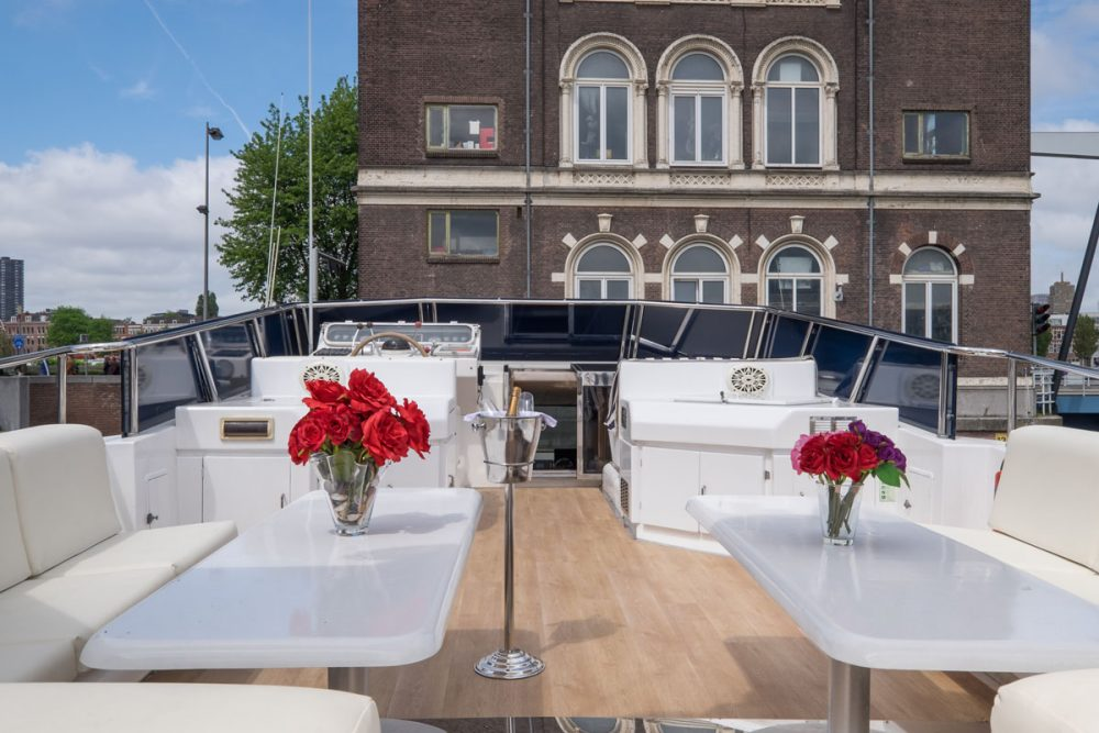 Hotel Rotterdam  Superjacht Christina Onassis