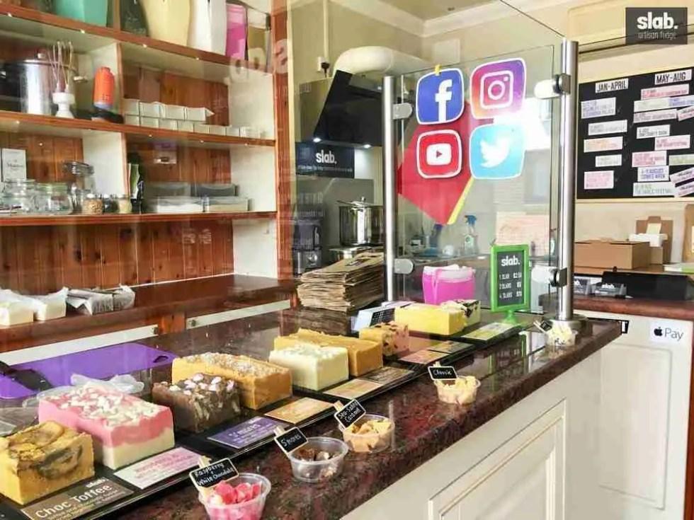 The Slab Artisan Fudge Shop 3