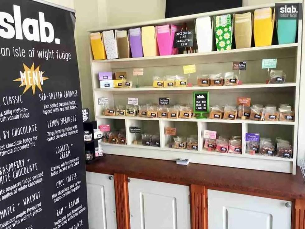 The Slab Artisan Fudge Shop 4