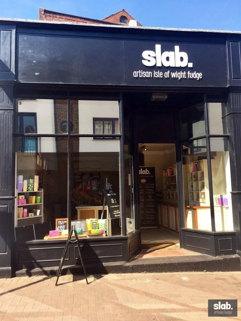The Slab Artisan Fudge Shop 5
