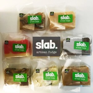 Slab Artisan Fudge - Vegan Category Pic