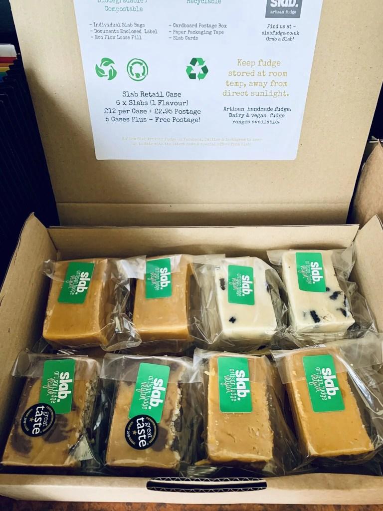 Slab Artisan Fudge Wholesale 2