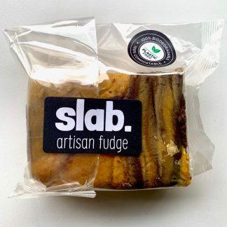 Slab Artisan Fudge - Choc Toffee Slab