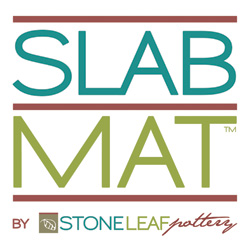 SlabMat by Stone Leaf Pottery