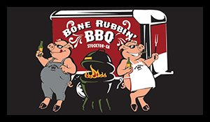 Bone Rubbin BBQ