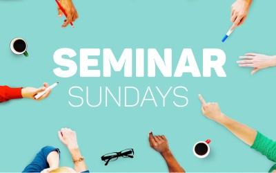 Seminar Sundays