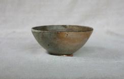 Svend Bayer 39. Bowl, shino glaze, 7.5 x 15 cm £110