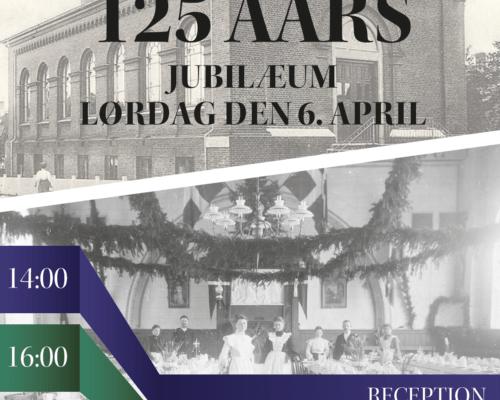 125 års jubilæum