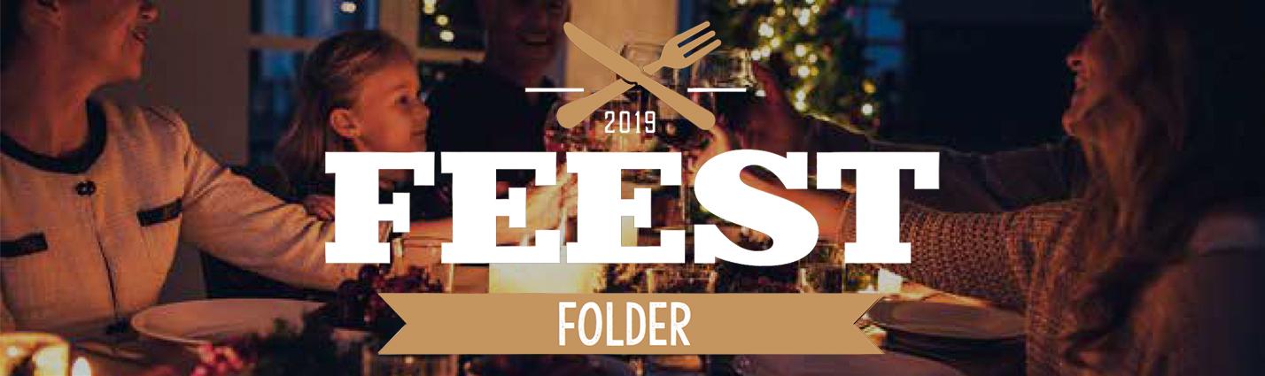 Slagerij OX Feestfolder 2019