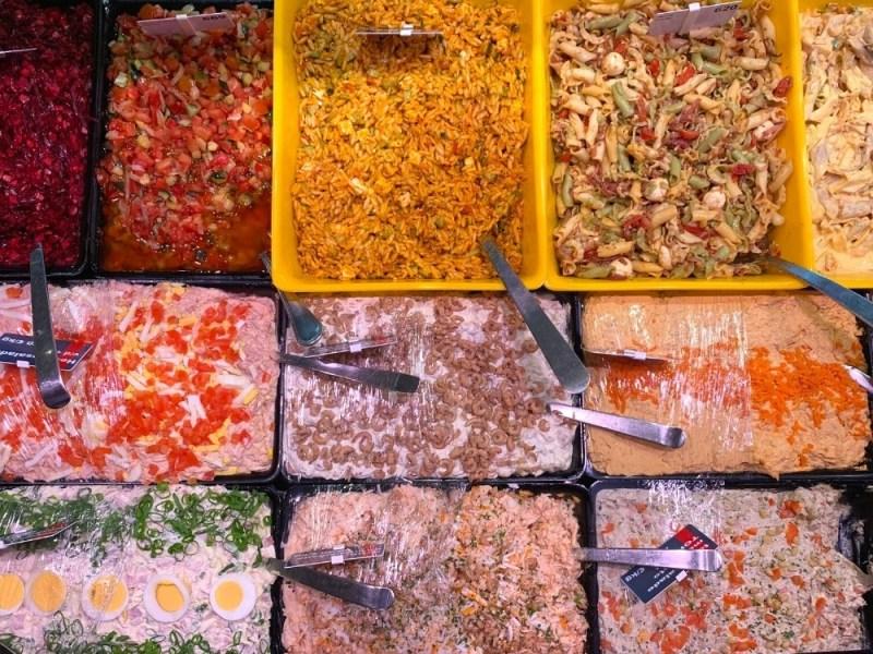 Slagerij Taveirne salades