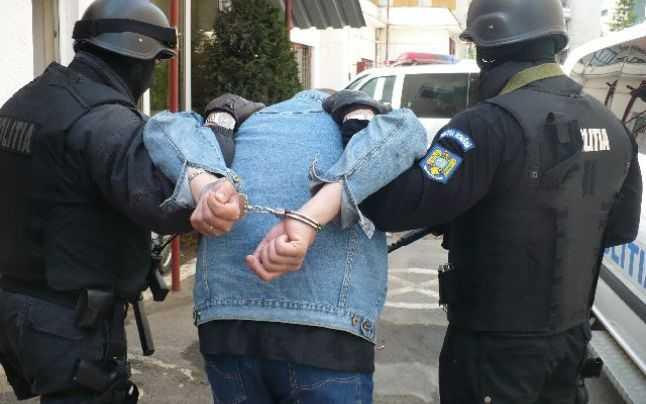 rendőrség őrizet