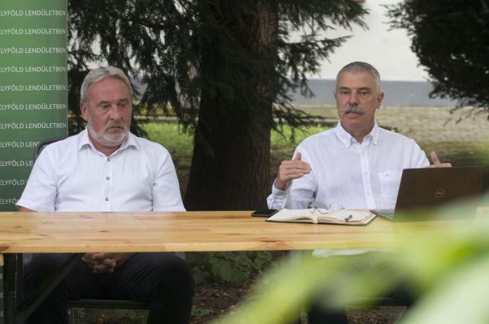 Bokor Tibor és Tamás Sándor