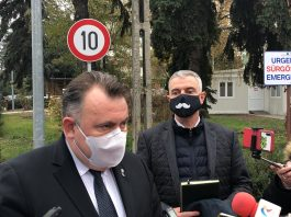 Nelu Tătaru és Tamás Sándor