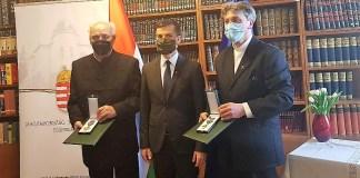 magyar állami kitüntetések