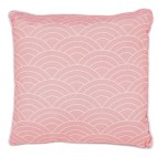 Homesense_Indoor-Outdoor Pink Cushion_€12.99