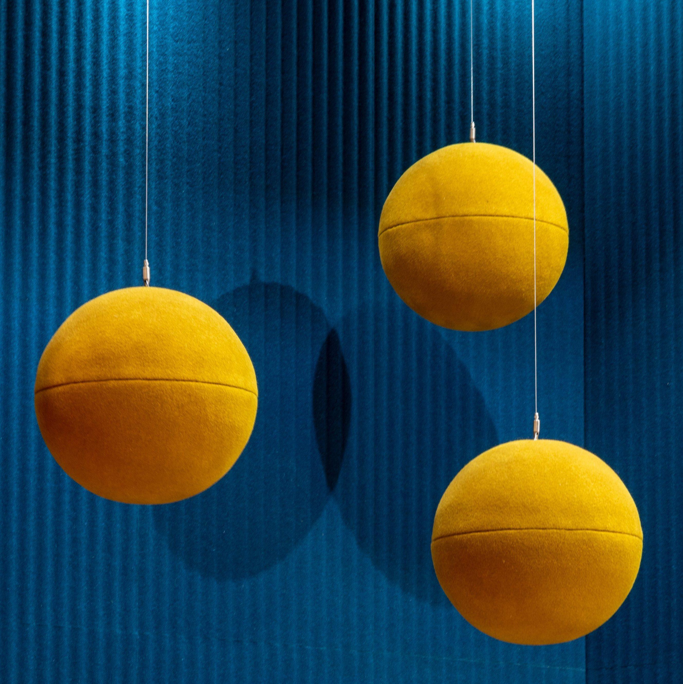 sphere aan het plafond